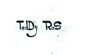 ancien logo pour le site web de Teddy Ros