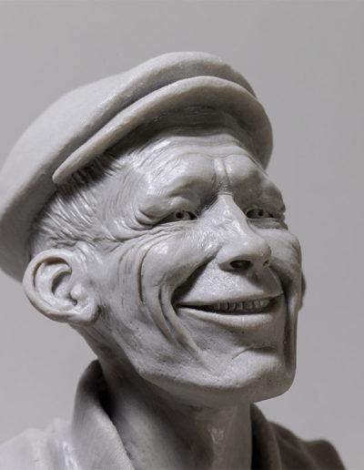 """""""mr smile"""" 2018 tirage résine polyuréthane"""