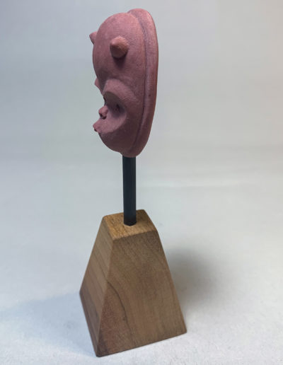 """mask 05"" 2019 the original polymer clay"