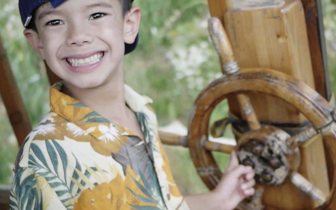 Vidéo Kid-Trips camp d'été